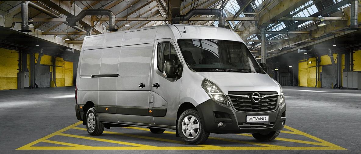 Opel privredna vozila